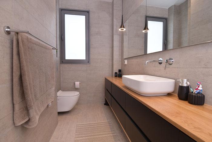 חדרי אמבטיה לדוגמא - שיפוץ חדר אמבטיה